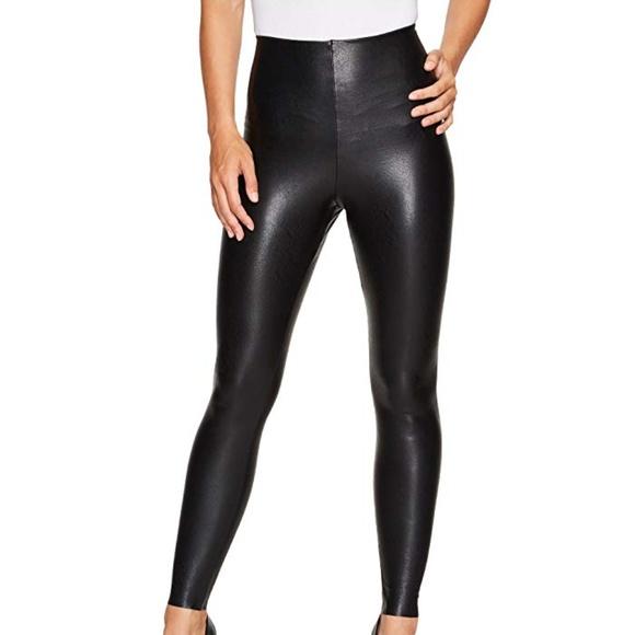 d9c18d7f93444 Commando Pants - Commando | Perfect Control Faux Leather Leggings